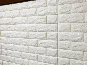 壁紙パネル:ドリームクッションレンガ