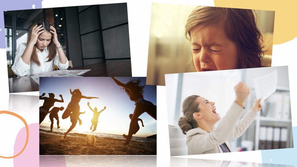 感情のイメージ画像